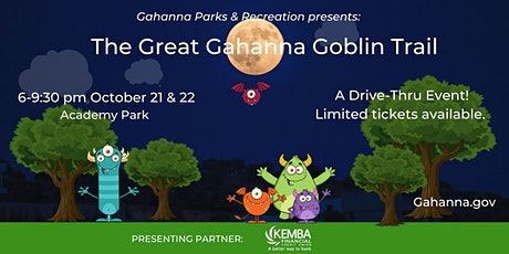 The Great Gahanna Goblin Trail (Friday, Oct 22) tickets