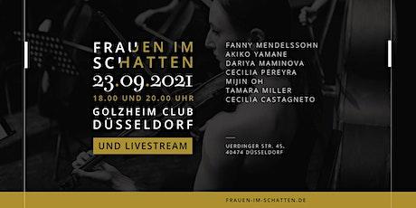 FRAUEN IM SCHATTEN | Neue Musik | 18 Uhr | Düsseldorf Tickets