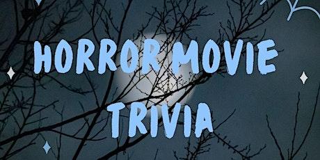 Online Horror Movie Trivia tickets