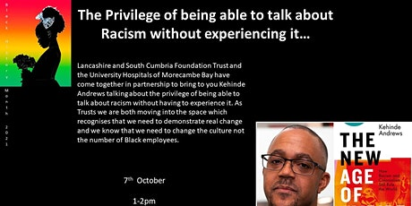 The privilege of being able to talk about racism without experiencing tickets