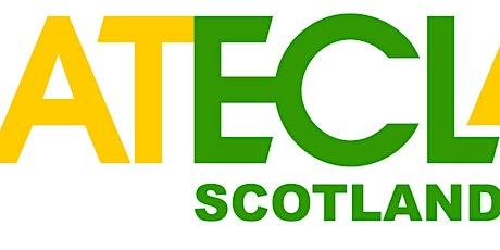 NATECLA Scotland Online Forum - ESOL Volunteers tickets
