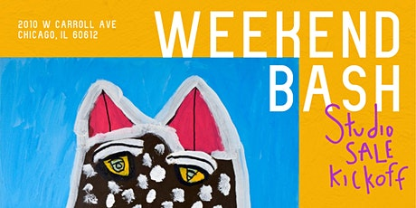 Weekend Bash: Studio Sale tickets