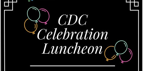 CDC Recognition Luncheon tickets