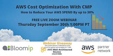 AWS Cost Optimization - How To Reduce Your AWS spend by up to 30% tickets