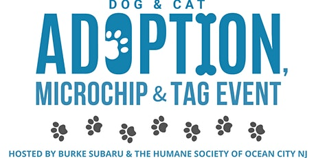Pet Adoption, Microchip & Tag Event tickets