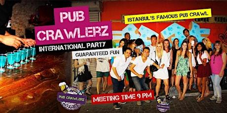 Istanbul Pub Crawl tickets
