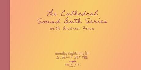 Sound Bath Series with Andrea Finn tickets