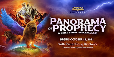 Panorama of Prophecy- In Person Event tickets