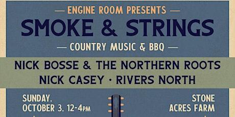 Smoke & Strings tickets