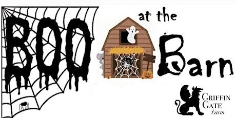 Boo At The Barn Griffin Gate Farm Equestrian Team tickets