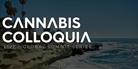 CANNABIS COLLOQUIA - Hemp - Developments In Southern California [ONLINE] tickets