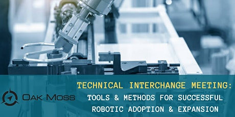 TIM: Tools & Methods for Successful Robotic Adoption & Expansion tickets