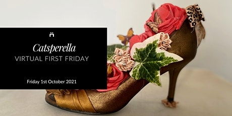 Virtual First Friday : Catsperella (monthly for members only) tickets