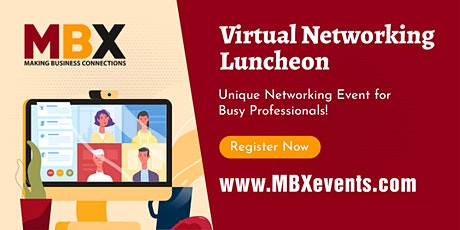 Northern VA  Virtual Networking Event tickets