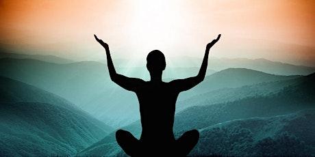 Inner Peace Through Meditation- Nirav Sheth tickets