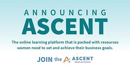 SBA Programs: Ascent for Women and COVID Economic Injury Disaster Loan tickets