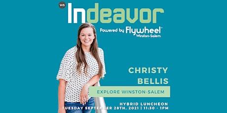 Flywheel September Indeavor Lunch tickets