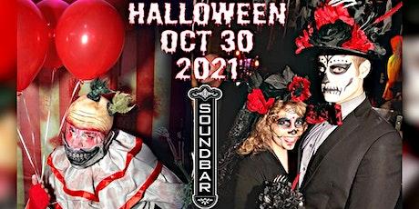 Halloween Party at Soundbar tickets