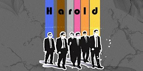 10 Year Anniversary Harold Night (feat. Abraham): Long-form Improv Comedy tickets
