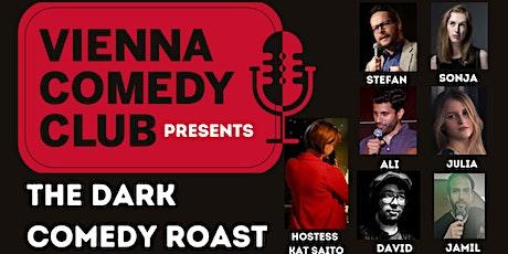 The Dark Comedy Roast battle tickets