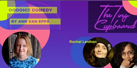 Ooooh Comedy! Friday Standup Comedy Show feat. women and lgbtq+ comics! tickets