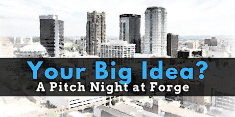 Your Big Idea tickets