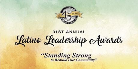 El Concilio's Latino Leadership Awards Celebration tickets