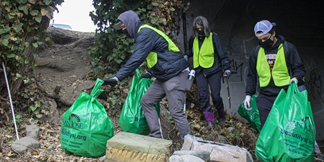 Mid-Week Cleanup Event on Los Gatos Creek at San Fernando VTA Bridge tickets