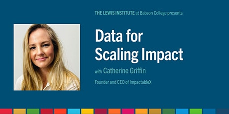Good Business Friday: Data for Scaling Impact tickets