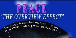 Peace - The Overview Effect