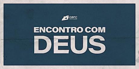 ENCONTRO COM DEUS tickets