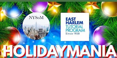 NYSoM HolidayMania 2021 tickets