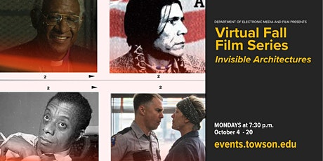 2021 TU  Virtual Fall Film Series: Invisible Architectures tickets