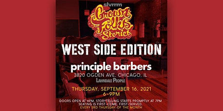Grown Folks Stories: West Side Edition tickets
