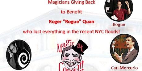 Copy of Magic at BWAC! tickets
