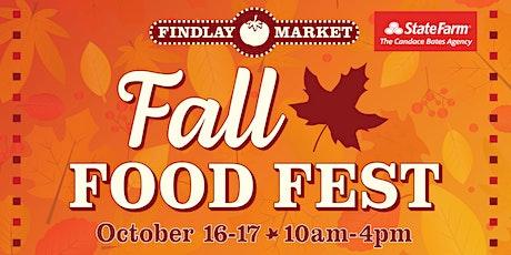 Fall Food Fest tickets