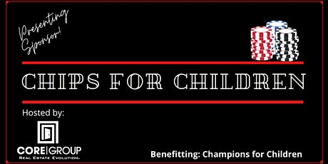 Poker Night Benefiting Champions for Children tickets