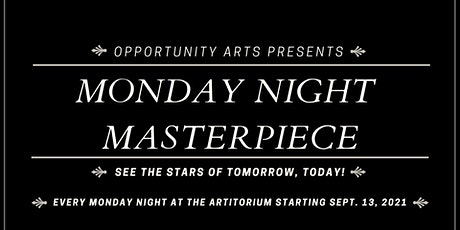Monday Night Masterpiece: Morgan Madden (517 Living Week) tickets