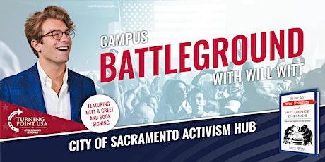 Campus Battleground with Will Witt tickets