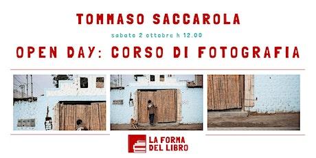 OPEN DAY: CORSO BASE DI FOTOGRAFIA biglietti