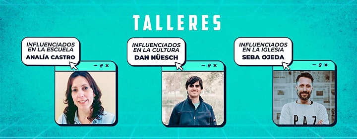 Imagen de Campamento Sudamericano Virtual
