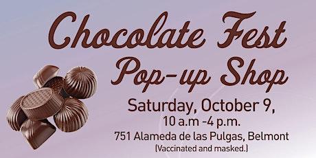 Chocolate Fest Pop-Up Shop 2021 tickets
