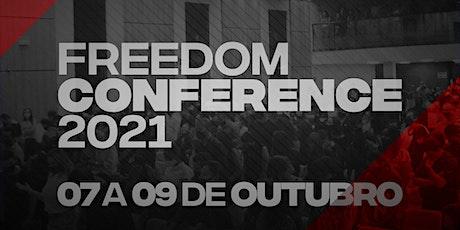 Freedom Conference 2021 ingressos