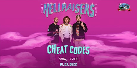 Cheat Codes - The Hellraisers Tour - Tallahassee tickets