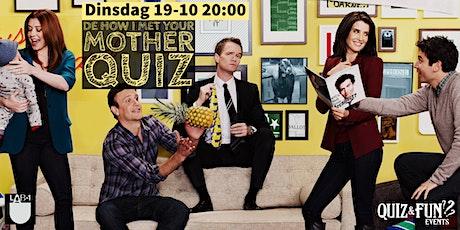 De How i Met Your Mother Quiz | Eindhoven tickets