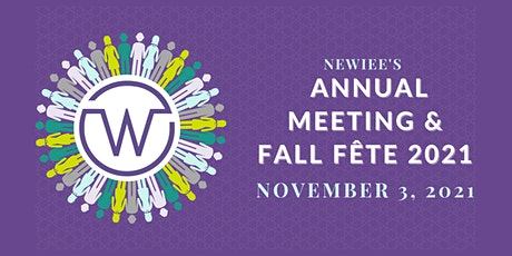 NEWIEE Annual Meeting and Fall Fete tickets