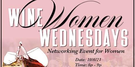Wine Women Wednesdays tickets
