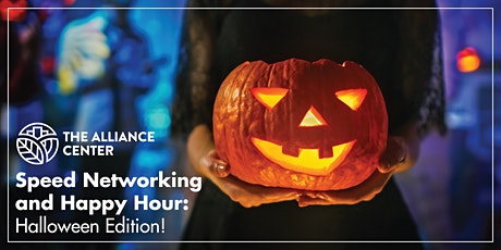 Speed Networking and Happy Hour: Halloween Edition tickets