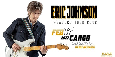 Eric Johnson at Cargo Concert Hall tickets