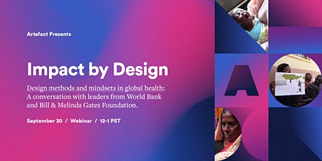 Exploring Design Methods and Mindsets in Global Health tickets